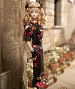 Fiorella Barbie doll BFMC