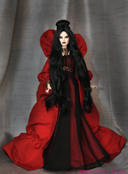haunted beauty vampire™ barbie® bares her fangs  my