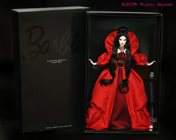 Haunted Beauty Vampire™ Barbie® Doll